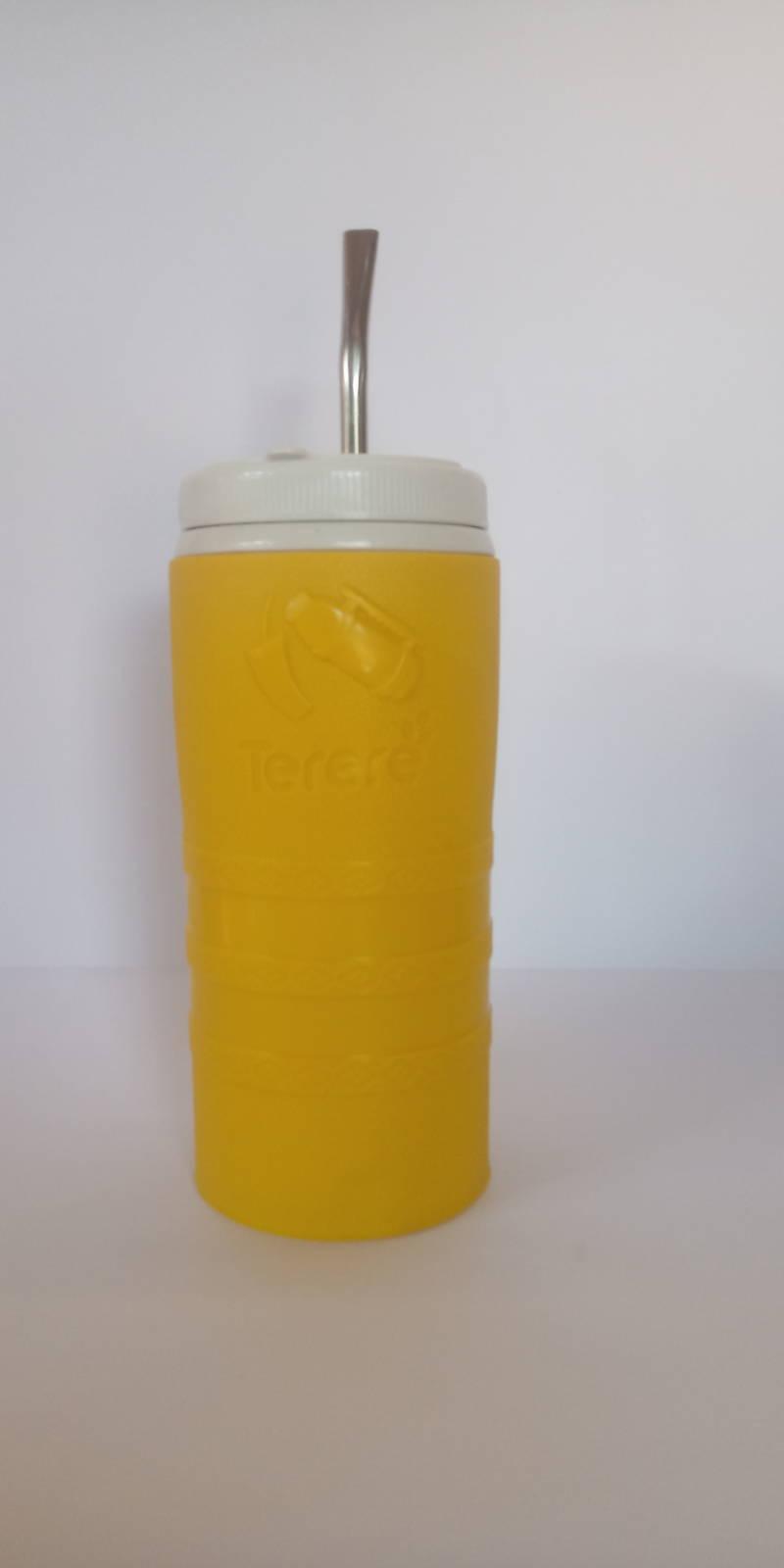 brasilsuldistribuidora_com_br garrafa arte couro para terere plastico com bomba cinza copia
